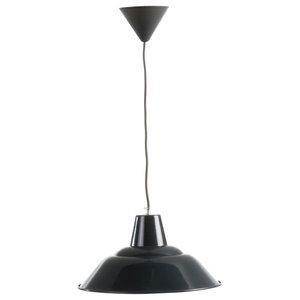 Large Nirvana Pendant Lamp, Anthracite