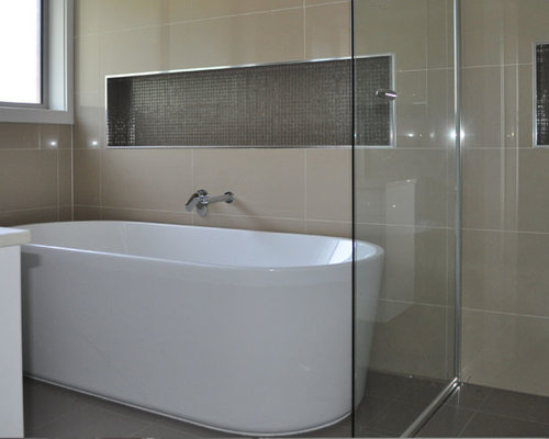Lastest IP1  Queanbeyan, New South Wales Purchase Price  Tile Over The Bathtub Tiles, Add A New Vanity And Install Some Storage Cupboards In The Large Bathroom In Total We Spent $2,56500 So Our Credit Card Bill Was Pretty High At One