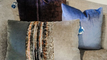 Fall/ Winter Luxe Custom Pillows Available In-House