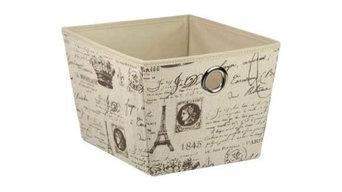 Non-Woven Storage Box, Medium, Paris
