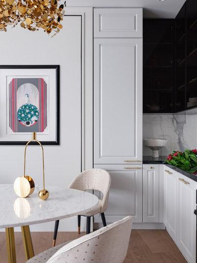Неоклассика by Дизайн-студия Arki interior