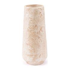 Small Vase, Beige