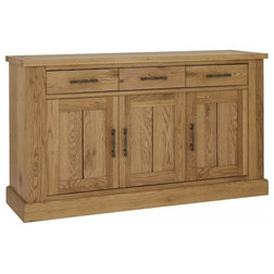 Rustic Sideboards by Oak Furniture House