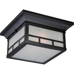 Craftsman Outdoor Flush-mount Ceiling Lighting by Lighting Lighting Lighting