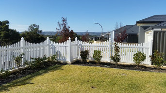 Colonial PVC Fencing