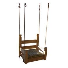 Original Swing Chair, Natural, Cypress Wood