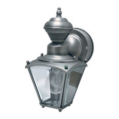 Mini Coach Style Lantern 150 Degrees Motion Activated , Outdoor Lighting