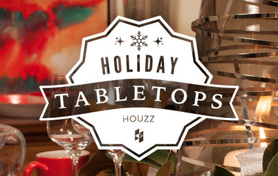 Houzz Gifts: Chic Holiday Tableware That'll Work All Year [Video]