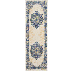 Contemporary Hall And Stair Runners by Nourison