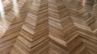 White Oak Herringbone