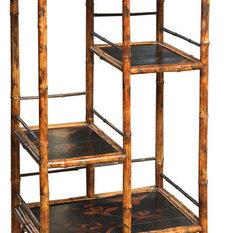 asiatische wandregale wandkonsolen wandboards. Black Bedroom Furniture Sets. Home Design Ideas