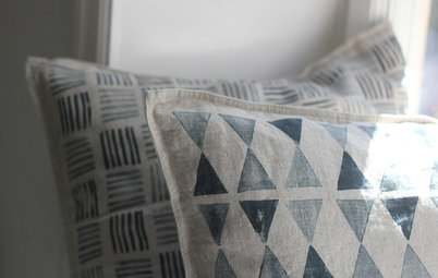 4 Easy Steps to Making Your Own Graphic Cushion Cover Prints