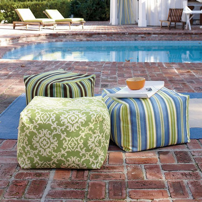 Contemporary Footstools And Ottomans by The Company Store