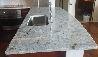 Chris Baldwin kitchen counter tops