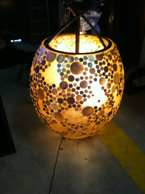Need Ideas To Repair Awesome Pendant Light
