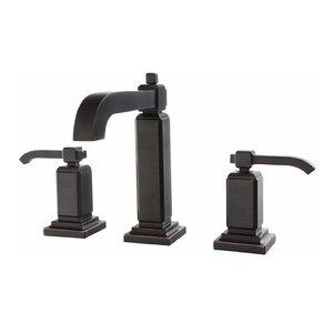 Pfister LG49-WE0 Carnegie 1.2 GPM Widespread Bathroom Faucet