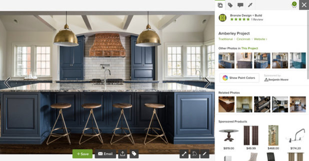 New to Houzz? Here\'s How to Create and Use Ideabooks