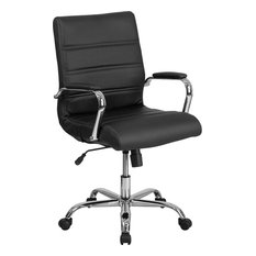Swivel Office Chairs Houzz - Offic chairs