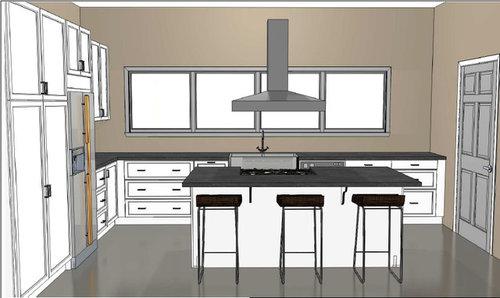 Cutting IKEA Kitchen base cabinets to custom size  Doable?