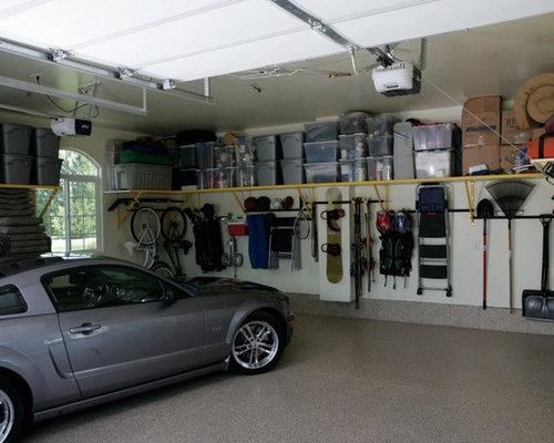 SaveEmail. Painted Garage Floor Ideas  Pictures  Remodel and Decor