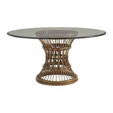 48 Inch Round Pedestal Dining Tables Houzz
