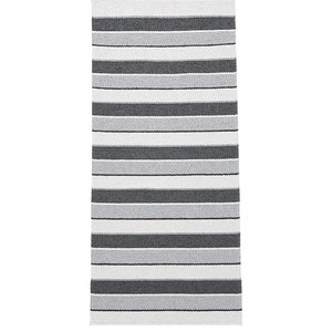 Tore Vinyl Floor Cloth, Grey, 150x240 cm