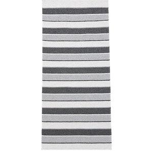 Tore Vinyl Floor Cloth, Grey, 70x120 cm