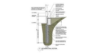 Simpson: Retaining Wall