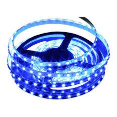 Solid Apollo LED   5050 72W LED Strip Light, Blue   Undercabinet Lighting