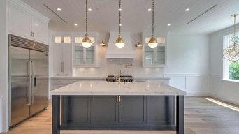 New kitchen in Tarzana