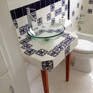 MR's Bathroom Projects