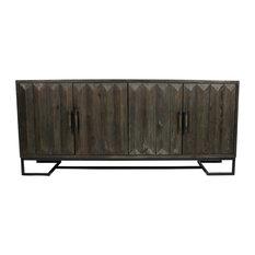 Aliso Powell 4-Door Sideboard