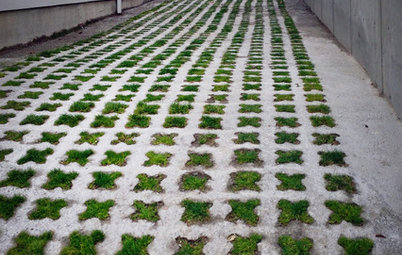How to Build a Greener Driveway