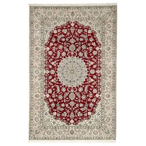 Nain 9La Persian Rug, Hand-Knotted, 308x200 cm