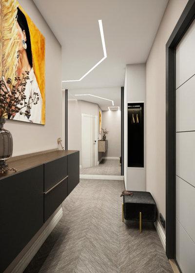 Современный by BAZILIK interior design