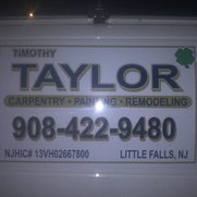 Timothy Taylor Carpentry Painting Remodeling's photo