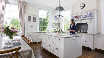 Luxury Beaded Shaker Kitchen