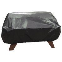 NORTHERN LIGHTS Cover Black PVC