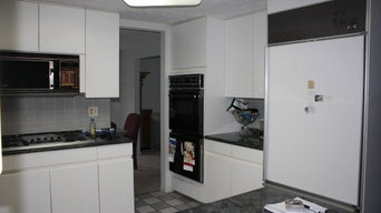 walnut kitchen remodel