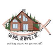 Foto de Log Homes of America