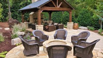 Rustic Backyard Retreat