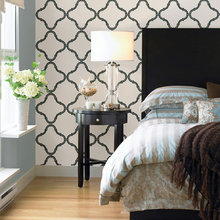 Make a Feature Wall with Wallpaper