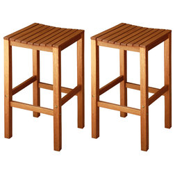 Transitional Outdoor Bar Stools And Counter Stools by ALK Brands