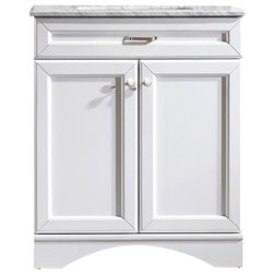 Fancy Traditional Bathroom Vanities And Sink Consoles by Vinnova