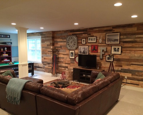 Best Pallet Wood Wall Design Ideas Amp Remodel Pictures Houzz
