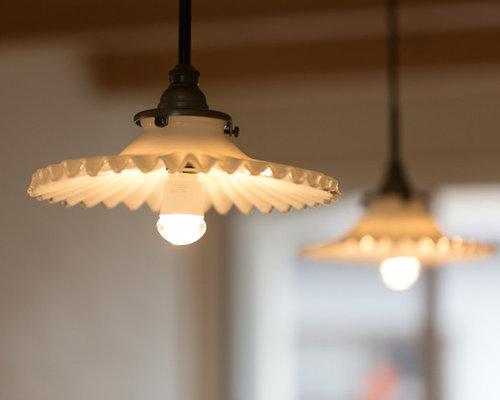 三重県鈴鹿市2世帯住宅 飯野寺家の家 - 天井照明