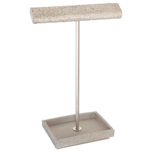Sequins Jewellery Stand, Silver