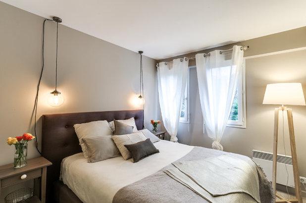 vorher nachher ein schlafzimmer inspiriert von hoteleinrichtung. Black Bedroom Furniture Sets. Home Design Ideas