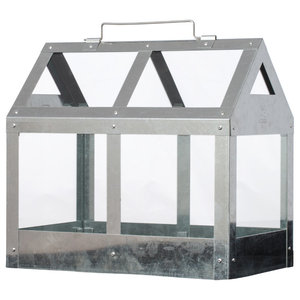 Almindingen Greenhouse Plant Cover, Small