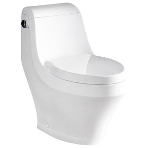 Astonishing Fresca Apus One Piece Square Toilet With Soft Close Seat Andrewgaddart Wooden Chair Designs For Living Room Andrewgaddartcom